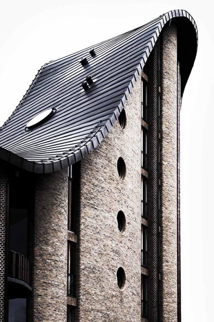 Bispebjerg bakke, arkitektur fotografi