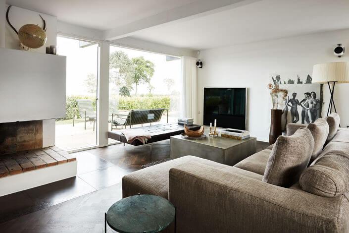 Interior fotografi fra bolig ved Århus
