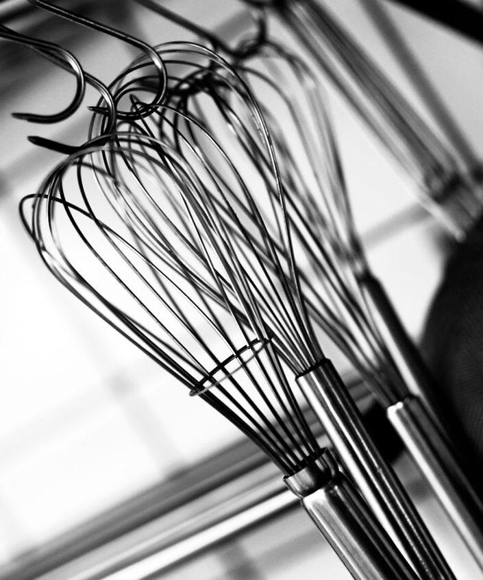 Piskeris, Stemningsfotografi fra Restaurant Århusgade No. 1